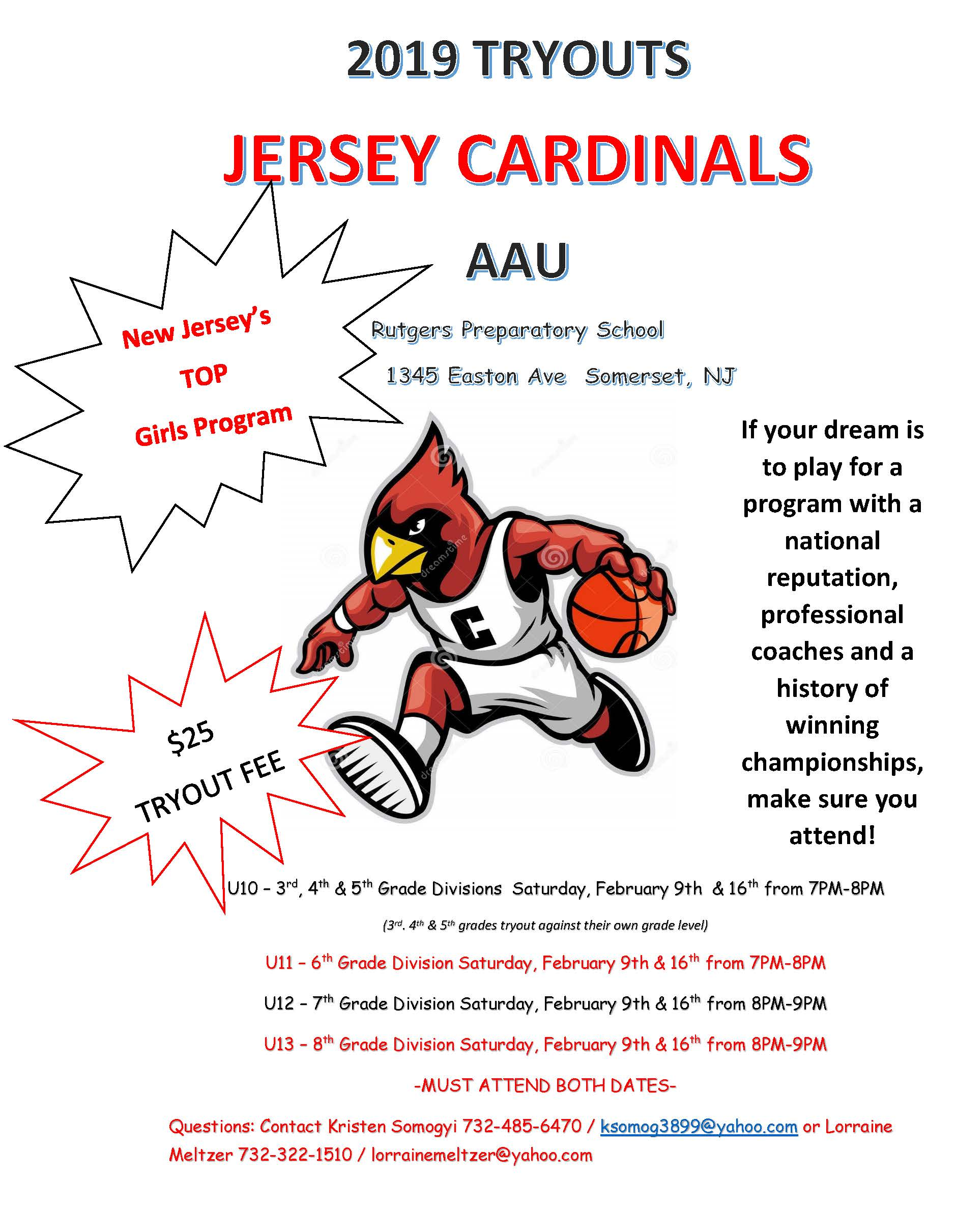 2019 TRYOUT FLYER for website